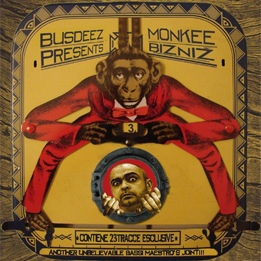 Bassi Maestro – Monkee Bizniz vol. 3 (CD)