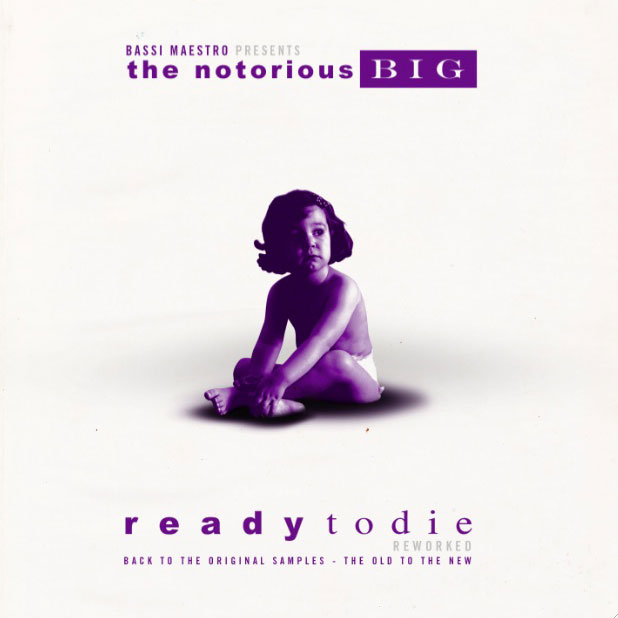 Bassi x Notorious B.I.G. – Ready to die reworked (CD)