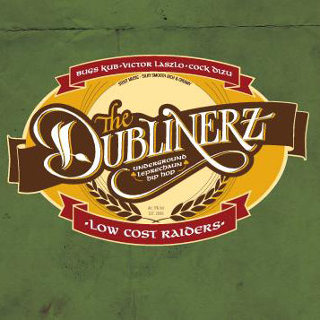 The Dublinerz – Low Cost Raiders (CD)
