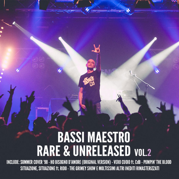 Bassi Maestro – Rare & Unreleased vol.2 (digital album)