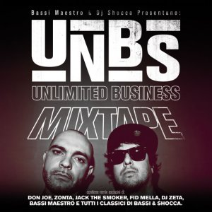 Bassi Maestro & Dj Shocca – Unilimited Business mixtape (digital album)
