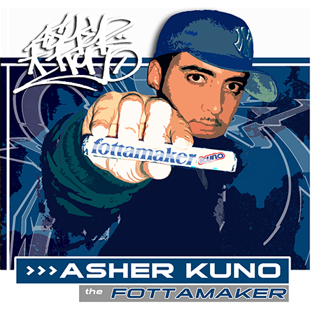 Asher Kuno – The Fottamaker (CD)