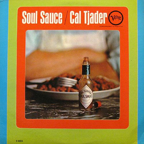 01_CAL TJADER_Soul Sauce