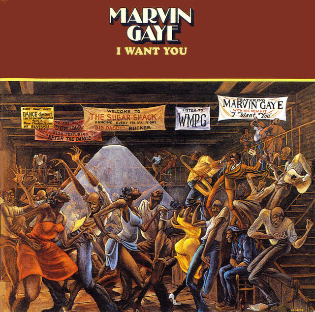 10_Marvin Gaye_I Want You