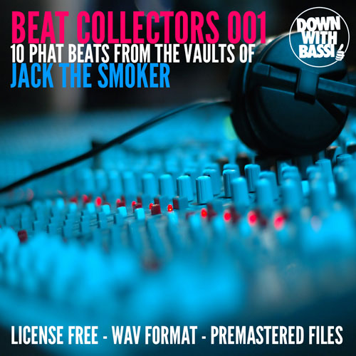 Beat Collectors vol.1 – Jack the Smoker (digital album)