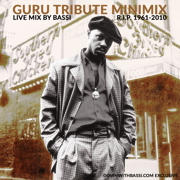 Guru Tribute Mixtape