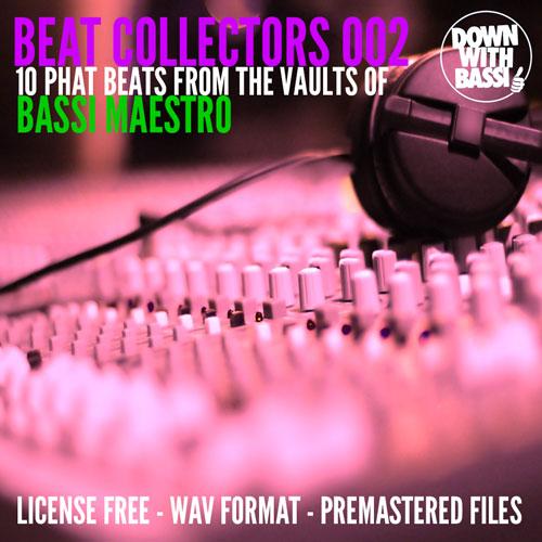 Beat Collectors vol.2 – Bassi Maestro (digital album)