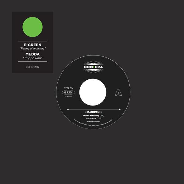 E-Green & Medda x COM ERA