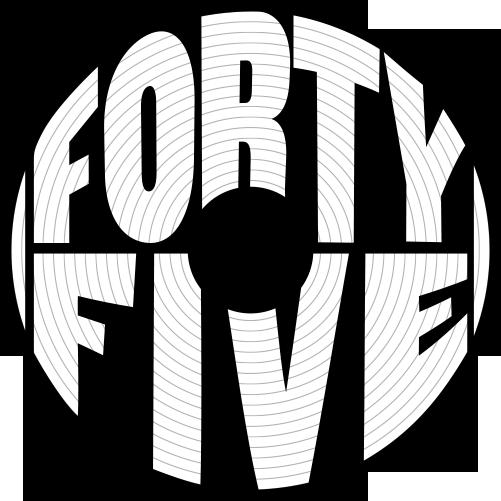 Logo fortyfive