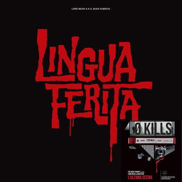 Lord Bean – Lingua Ferita (LP) + L'ultima scena 7″ (combo pack)