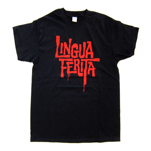 "Lord Bean ""Lingua Ferita"" – Black (T-Shirt)"