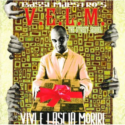Bassi Maestro – V.E.L.M. (CD)