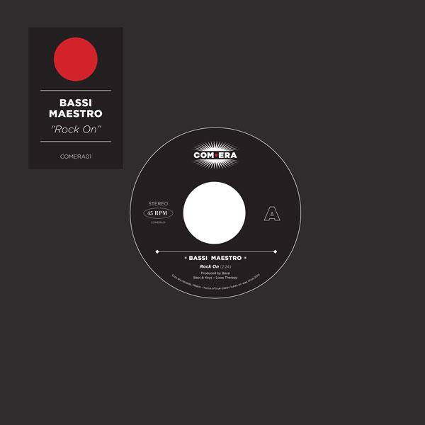 Bassi Maestro – Rock On (7″ single)