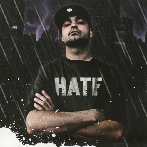 Bassi Maestro – Hate (digital album)