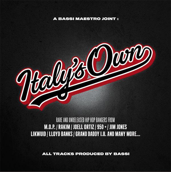 Bassi Maestro – Italy's Own (CD)
