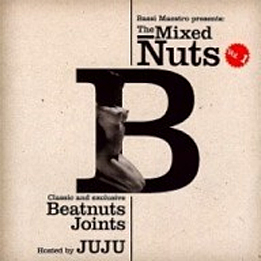 The Beatnuts – The mixed nuts (mixed by Bassi) (CD)