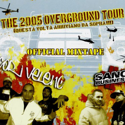 SB & CorVeleno – The Overground tour