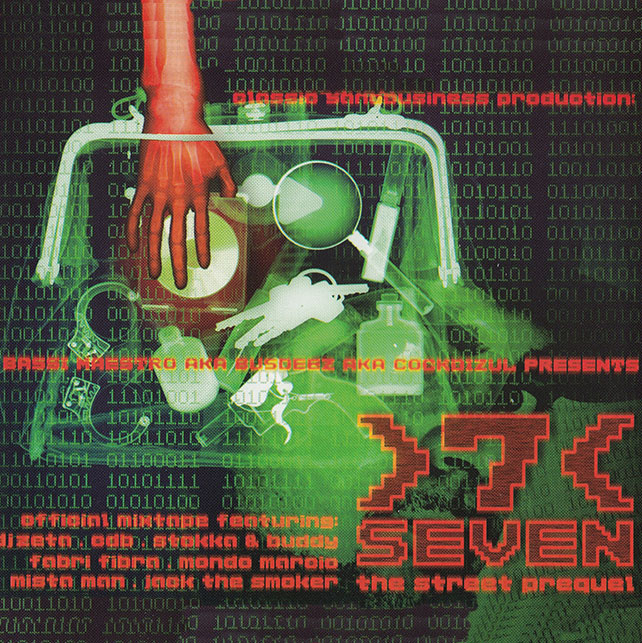 Bassi Maestro – Seven – The street prequel (digital album)